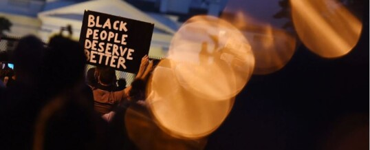 Medical Institutions Must Act to Support Black Lives – STAT
